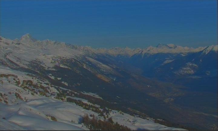 Webcam Crans-Montana, Cry d'Er